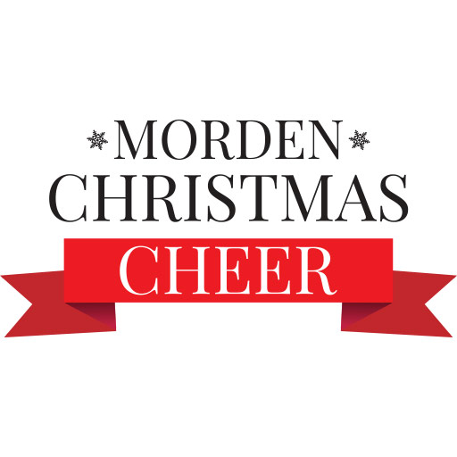 Delivering Happiness This Christmas Morden Christmas Cheer Board